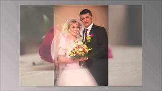 Фотоотчет. Зимняя свадьба в Смоленске.