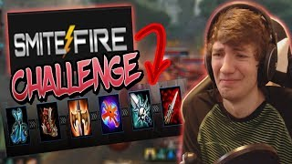 Smite: THE SMITEFIRE BUILD CHALLENGE - THE SPICIEST NO PEN DAMAGE VAMANA!