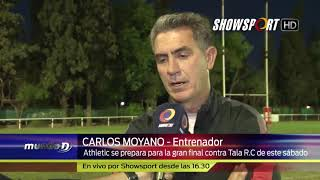 RUGBY Nota Moyano Athletic