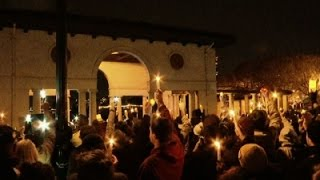 Hundreds Attend Vigil For Oakland Fire Victims