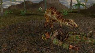 Carnivores 1 - Velociraptor!