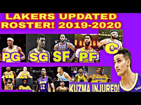 lakers-forward-kyle-kuzma-mawawala-sa-umpisa-ng-nba-season!-lakers-updated-roster!