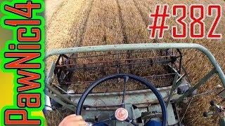 Jęczmień jary najlepszy i najgorszy w tym roku - Życie zwyczajnego rolnika #382