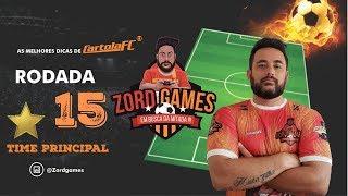 DICAS PARA MITAR  - 15ª RODADA   CARTOLA FC 2019