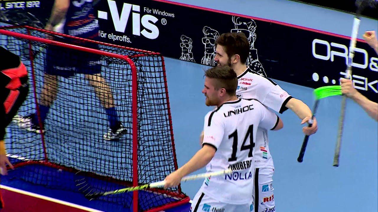 Highlights Växjö Vipers - Dalen Kvartsfinal 1