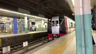 【名鉄1700系-2300系】353レ特急岐阜行き  1702F2332号車 金山発車シーン