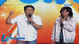Wowowin: 'Wowowin' wholeheartedly welcomes 'Carrot man'