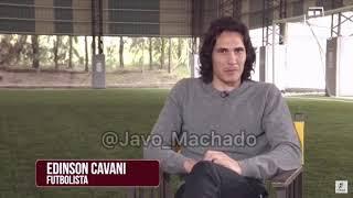 Edi Cavani Va Jugar En Roma!