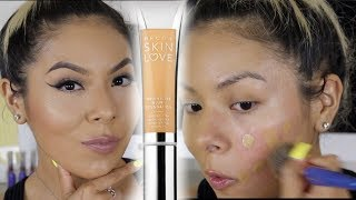 WORTH THE BUY OR NAW?!? ||BECCA SKIN LOVE FOUNDATION