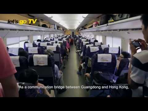 Guangzhou-Kowloon Through Train | Let's Go TV