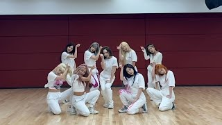 Download lagu TWICE - MORE&MORE [DANCE PRACTICE MIRRORED]