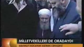 Mahmut Efendi nin kızı Fatma Muradoğl...