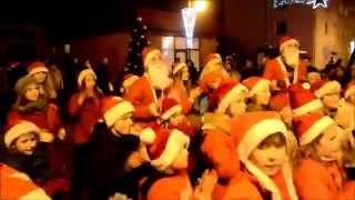 ROZTAŃCZONY DEPTAK - świąteczny flash mob w Trzebnicy