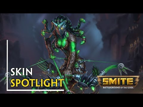Crystal Gaze Medusa Skin Spotlight