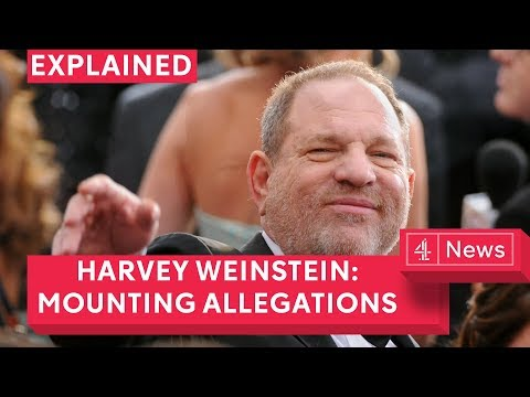 Harvey Weinstein: Allegations mount against the film producer
