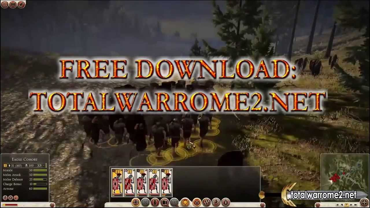total war rome 2 free download for pc