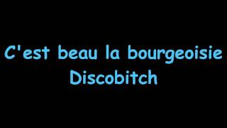 Discobitch - C