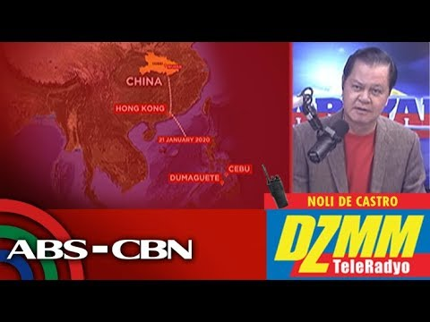 Philippines Tracing Travelers Who Flew With First Novel Coronavirus Patient | DZMM