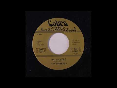 The Whispers -  As I sit here 1965
