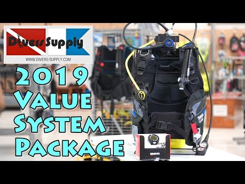 2019 Best Value Scuba System Package**Sea Elite Scuba Gear