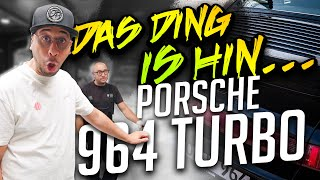 JP Performance - Das Ding is' hin! | Porsche 964 Turbo