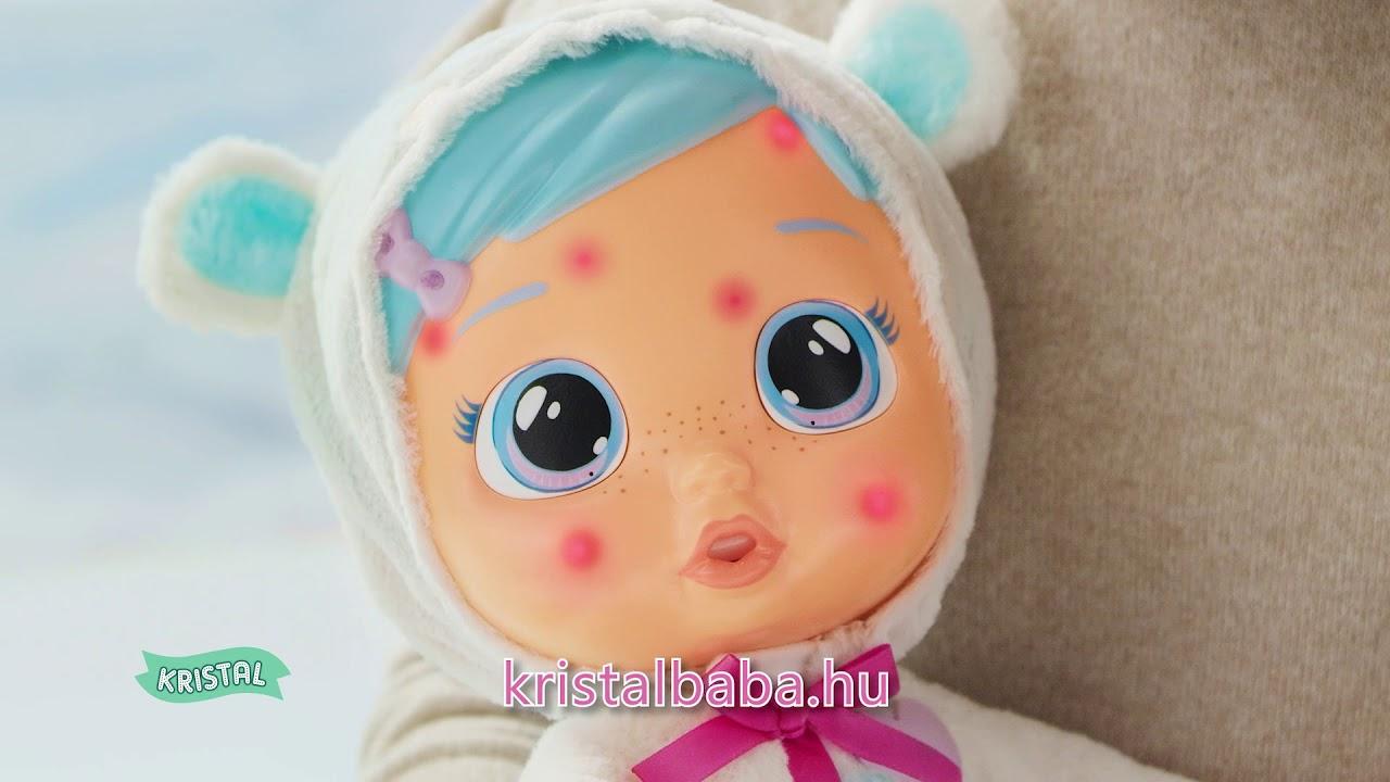 Cry Babies: Kristal beteg vagyok baba by JatekNet.hu
