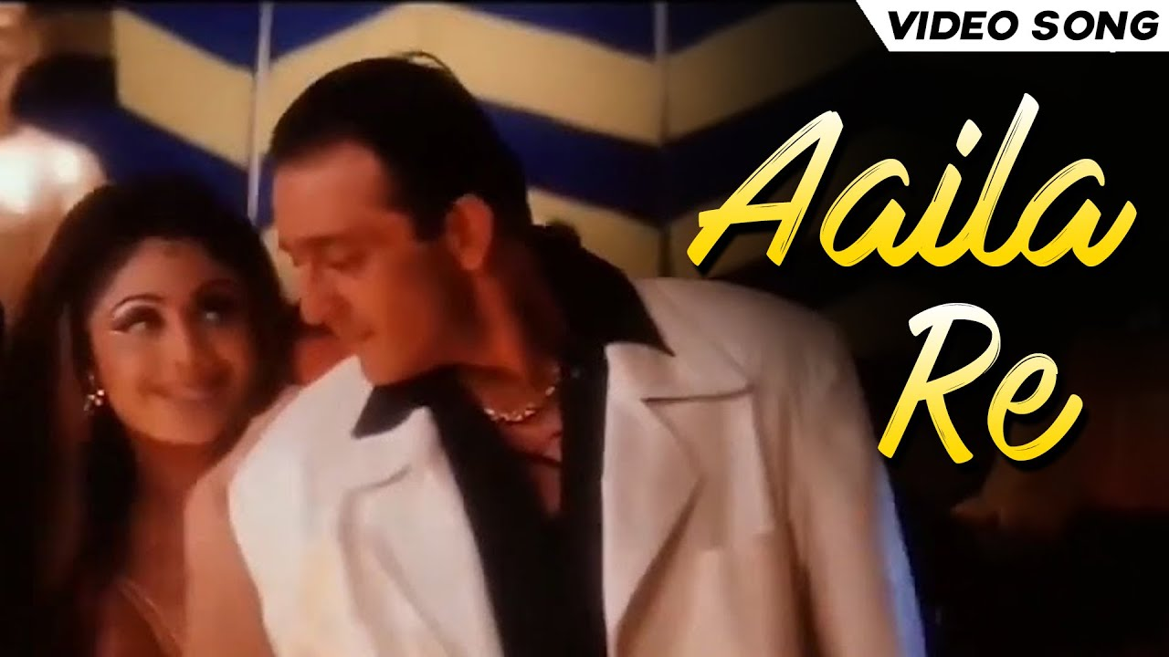 Download Aaila Re | Anu Malik | Sanjay Dutt | Shilpa Shetty | Superhit Bollywood Song | With Subtitles