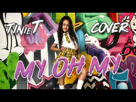 Camila Cabello - My Oh My Ft. DaBaby (Cover By 8 Year Old Tinie T) | MihranTV