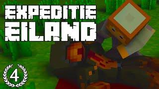 """Expeditie Eiland #4 - """"VERRADER!"""" - Minecraft Reality"""