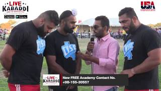 FREE Kabaddi Academy Sattu Kadoor, Arshdeep Chola, Resham Jamarai