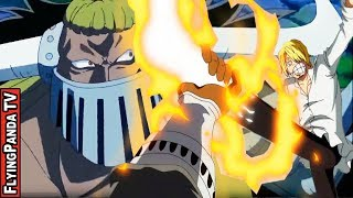 "One Piece - SANJI PROTECT EVERYONE! | ""Hidden New Powers Revealed"