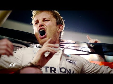 2016 Abu Dhabi Grand Prix Race Highlights: Director's Cut