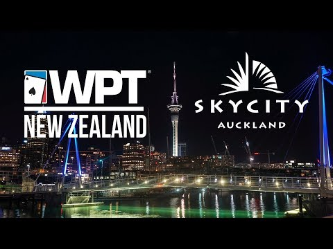 Watch Full World Poker Tour New Zealand Final Table Final Table