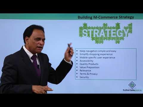 Mobile Marketing - M-Commerce