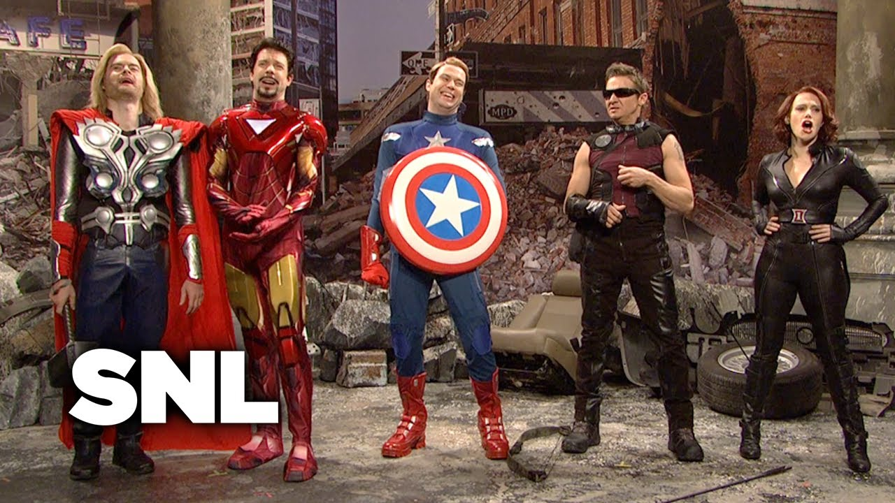 Download Hawkeye Disappoints the Avengers - SNL