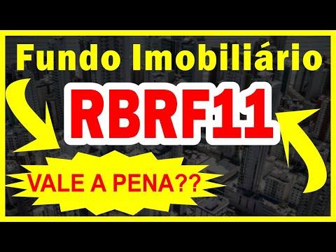 Fundo Imobiliário RBRF11 (2020) RBR Alpha (Análise Rápida)