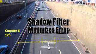 How to set up GXi Video Analytic Rules: Shadow Filter