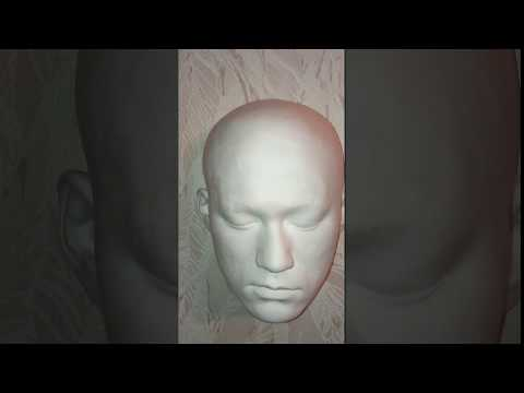"Bruce Lee ""Life Mask"""