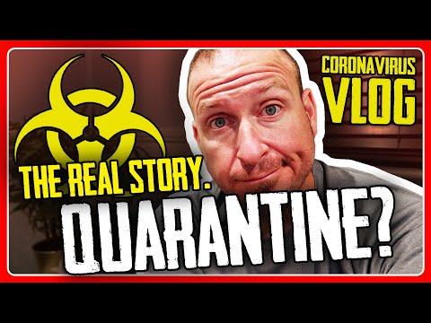 CORONAVIRUS OUTBREAK | MY QUARANTINE IN USA EXPLAINED!
