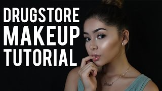 Drugstore Back to School Makeup Tutorial | Daisy Marquez