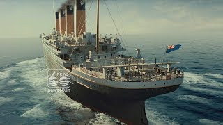Titanic 2 is coming. The first journey is Dubai-New York