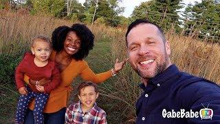 FAMILY PHOTO SHOOT + NEW INTRO!