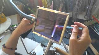 How to Make Basic Lampwork Glass Beads - Lampwork Tutorials