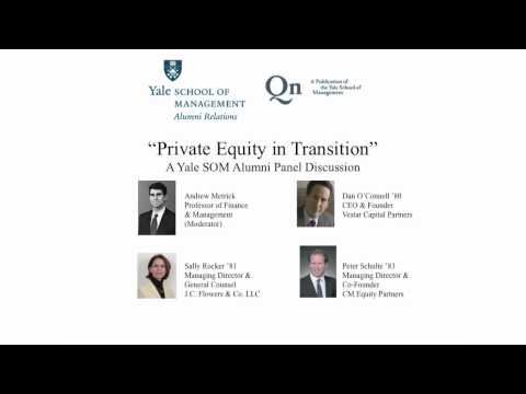 Webinar: Private Equity in Transition