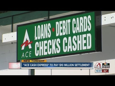 ACE Cash Express Offers Free Direct Deposit from YouTube · Duration:  1 minutes 10 seconds