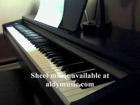 Mad - Ne yo (Piano Cover) - arranged by Aldy Santos