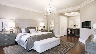 Master Bedroom Makeover - Kimmberly Capone Interior Design