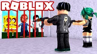 SURVIVE THE MONSTERS in ROBLOX 😱