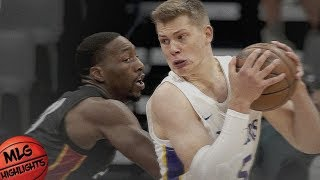 Los Angeles Lakers vs Miami Heat Full Game Highlights / July 3 / 2018 NBA Summer League