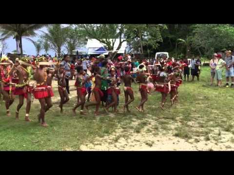 Papua New Guinea - Sun Princess Cruise